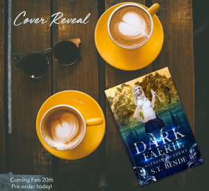 Cover Reveal 3: Dark Faerie by S.T. Bende   Tour organized by Xpresso Book Tours   www.angeleya.com