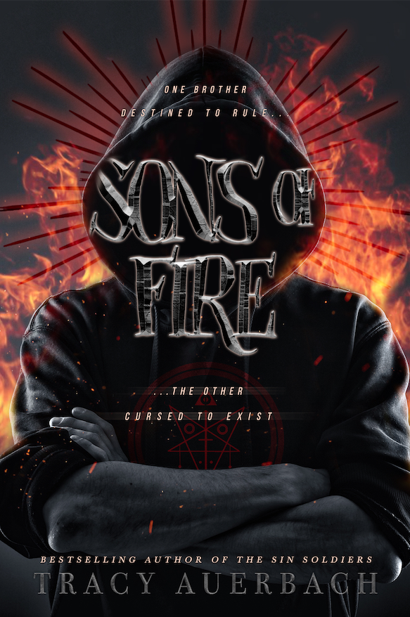 Sons of Fire by Tracy Auerbach | Tour organized by XPresso Book Tours