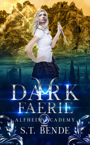 Dark Faerie by S.T. Bende   Tour organized by Xpresso Book Tours   www.angeleya.com