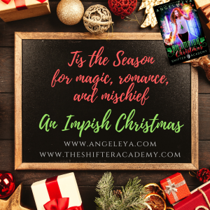 Promo: An Impish Christmas by Angel Leya | https://www.amazon.com/dp/B07XZKS587