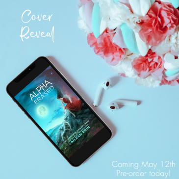 Cover Reveal: Alpha Erased by @aileen_erin