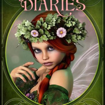 Book Blitz: Pixieland Diaries by @CB_Bauer