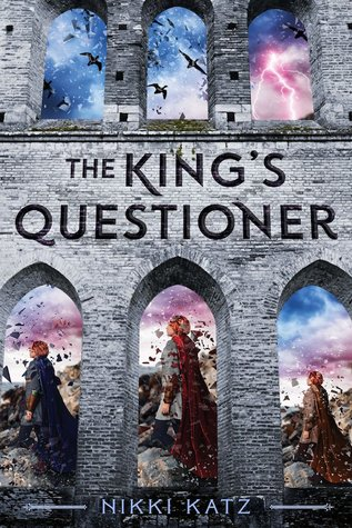 Tour: The King's Questioner by @katzni
