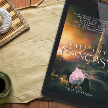 Book Tour & Giveaway: Fall Into Fantasy 2021